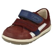 Boys' Leather Casual Shoes