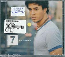 Enrique Iglesias. Seven (2003) CD NUOVO SIGILLATO Addicted. Adicto. You rock me