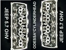 2 JEEP CHRYSLER DODGE 300 Durango Magnum Aspen 5.7 HEMI OHV CYLINDER HEADS 3-08
