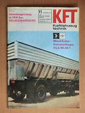 DDR IFA KFT 11 1971 Anhänger Auflieger Multicar SIX DAYS Vergaser Solex Zenith