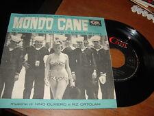 """RIZ ORTOLANI-NINO OLIVIERO """"MONDO CANE-TI GUARDERO' NEL CUORE""""O.S.T. ITALY'65"""