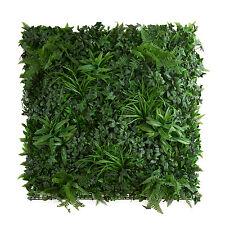 ARTIFICIAL PLANT VERTICAL GARDEN FAKE WALL SCREEN - S81