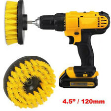 Scrubbing Drill brush Cleaning Accessories Tool Power Scrubber Parts Set