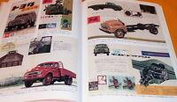 JAPANESE TRUCKS & BUSES 1917-1975 book Toyota Hino Prince Daihatsu #0434