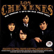 LOS CHEYENES-SUS SINGLES EN RCA-CD
