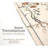 Kossenko - Joseph Touchemoulin: Concertos & Symphonies New Sealed Digipak Cd
