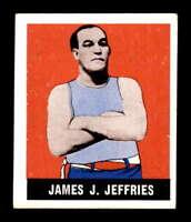 1948 Leaf #9  Jim Jeffries  EX X1420312