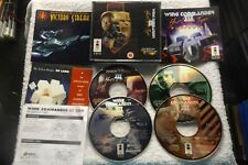 WING COMMANDER III 3 HEART OF THE TIGER 3DO V.G.C. ( space combat simulation )