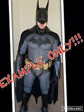 Batman Arkham City Cosplay Costume Armour