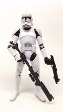 "Star Wars Authentic Black Series 6"" Inch Clone Trooper Phase II 2 Loose Complete"