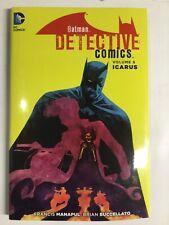 Batman Detective Comics Volume 6 Icarus Near Mint Nm Tpb Dc Comics