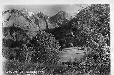 Postcard - Wildhaus Schafberg - SWITZERLAND. 1939. (1400)
