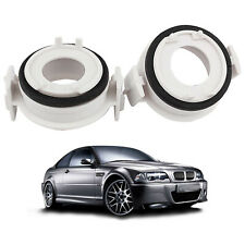 2Pk H7 Retainer Holder Adapters For BMW E46 3 Series 1998~2005 HID LED Headlight
