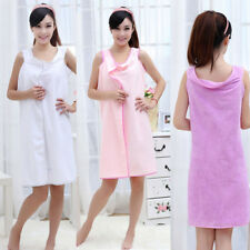 Dress Super Soft Wearable Towel Robe Bathrobes Body Wrap Towel Bath Towels