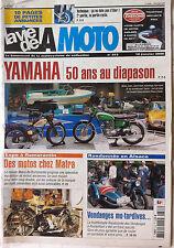 LVM - La Vie de la Moto n°373 du 15/1/2005; Yamaha 50 ans de diapason