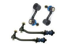 Dodge Durango  2004-2009 Sway Bar Link Rear & Front Right &  Left Side 4P