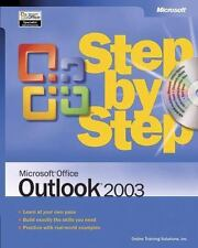 Microsoft Office Outlook 2003 Step by Step-ExLibrary