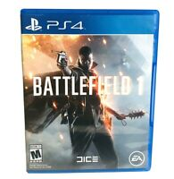 Battlefield 1 PS4 Sony Playstation Video Game Very Good Condition FREE Shipping!