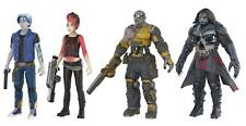 """READY PLAYER ONE """"PARZIVAL / ART3MIS / AECH / I-ROK"""" 4-PACK ACTION FIGURE SET"""