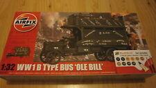 "Airfix A50163  WWI  B Type Bus ""Ole Bill""  1/32 scale."