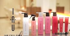With Manual! LebeL Edit care C,P,E,N + IAU Cell Care 9 Set Hair Treatment cream