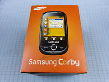 Samsung Corby GT-S3650 Chrome Yellow! Ohne Simlock! TOP ZUSTAND! OVP! RAR!