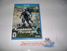 * New * Xenoblade Chronicles X - Nintendo Wii U * Sealed Game * USA