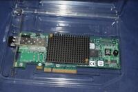 AJ762B HP 81E 8GB PCIe SINGLE PORT HBA LPE12000-HP 697889-001 Both bracket