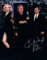 "Burt Ward Signed Autographed 8X10 Photo Batman ""Robin"" Modern Group Photo w/COA"