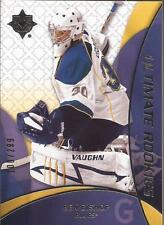 BEN BISHOP 2008-09 UD Ultimate Collection Rookie #/299 St.Louis Blues