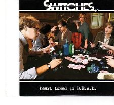 (FT88) Switches, Heart Tuned To D.E.A.D. - 2007 DJ CD