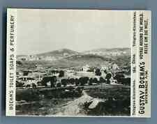 """China, Tsingtau-Kiautschau  Vintage silver print. Photo from the Series """"Gustav"""