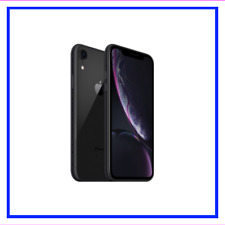 Apple iPhone Xr 64gb space gray black 4G Lte Gsm Unlocked Smartphone Ships Asap
