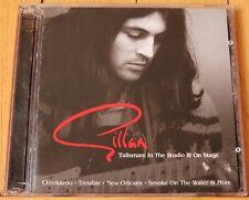 IAN GILLAN - TALISMAN IN THE STUDIO & ON STAGE 2 x cd album Deep Purple