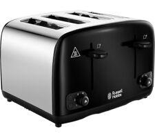 RUSSELL HOBBS Cavendish 24093 4-Slice Toaster - Black