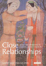 NEW Close Relationships: Incest and Inbreeding in Classical Arabic Literature