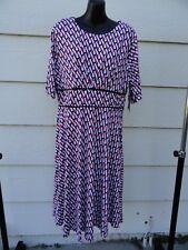 New Women's & Girls Formal Work Wearing Fashion Ladies Dress Size 14  On Sale !