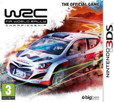 WRC FIA World Rally Championship 3DS Neuf sous Blister