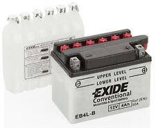 Batteria moto EXIDE EB4L-B 4Ah 50(EN) 92x70x120 mm - YB4L-B