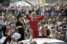 James Hunt McLaren M26 Winner British Grand Prix 1977 Photograph 5
