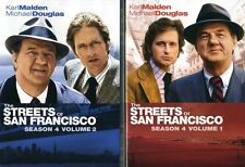 Streets of San Francisco: Season 4, Vols. 1 and 2 [5 (2012, DVD NIEUW)6 DISC SET