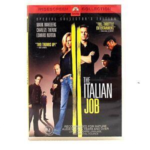 The Italian Job (DVD, Region 4, 2003)