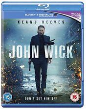 John Wick [Blu-ray] [2015] [Region Free] [DVD][Region 2]