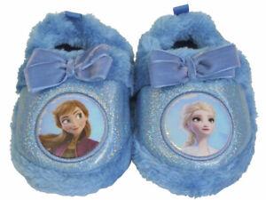Disney Toddler/Little Kids Girl's Frozen II Slippers
