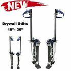 Drywall Stilts Painters Walking Finishing Tools - Adjustable 18' - 30' Black