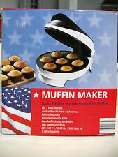 Muffin Maker für 7 Mini-Muffins 1300-1500W