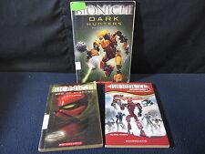 Bionicle:  Mystery of Metru Nui, Web of Shadows, Dark Hunters - Incl. Shipping!