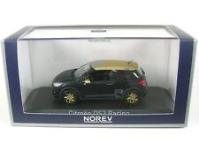 Citroen DS3 Racing (matt black/gold color) 2013