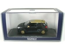 1 43 Norev Citroen DS3 Racing 2013 Flatblack/golden