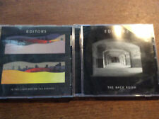 Editors  [2 CD Alben] In This Light and on This Evening + The Back Room